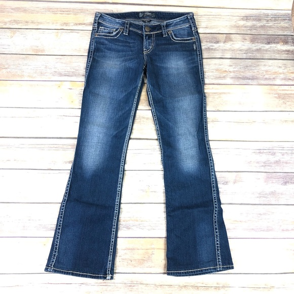 0be1c3d9 Silver Jeans Jeans | Ladies Silver Francis Flare Leg Size 27 | Poshmark